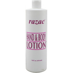 RAZAC HAND AND BODY LOTION...