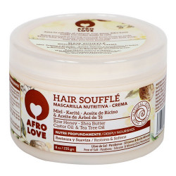 AFRO LOVE HAIR SOUFFLE MASK...