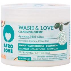 AFRO LOVE WASH LOVE...