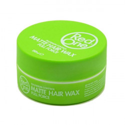 RedOne Matte Hair Wax GREEN...
