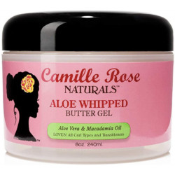 CAMILLE ROSE ALOE WHIPPED 8OZ