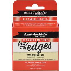 AUNT JACKIE'S TAME MY EDGES...